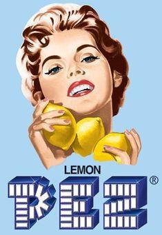 Lemon PEZ