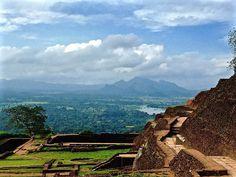 Sigiriya: à l'assaut du rocher du Lion!  La poudre d'escampette - Blog de voyage - Tour du monde