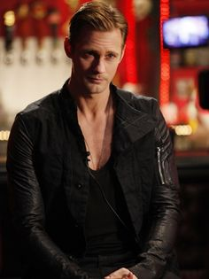 True Blood's Eric Northman - how anyone ever would pick Bill over Eric is beyond me?