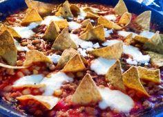Chicken chili con carne Chicken Chili, Hawaiian Pizza, Tacos, Ethnic Recipes, Hot, Chili Con Carne, Blogging