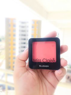 How a hint of colour on cheeks can change your entire look!Read on find out whether this affordable blusher from Miss Claire is worth buying?