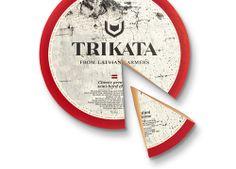 Trikata via @The Dieline