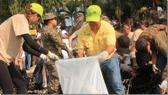 Limpian las playas en Costa del Este y Panamá Viejo http://www.inmigrantesenpanama.com/2015/09/27/limpian-las-playas-en-costa-del-este-y-panama-viejo/