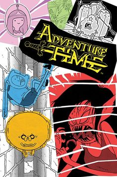 Adventure Time #30 (Cover A)