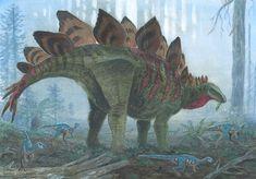 Stegosaurus stenops by tuomaskoivurinne on DeviantArt