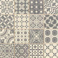 Mosaico CERÁMICA Barcelona   materialesdefabrica.com