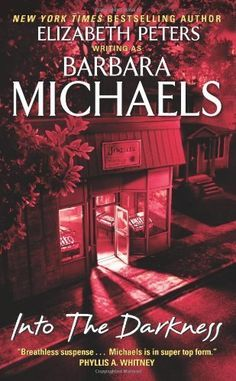 Into the Darkness by Barbara Michaels, http://www.amazon.ca/dp/B001AZRJGW/ref=cm_sw_r_pi_dp_dkP9sb0RWW9KT