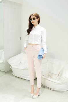 Korean Fashion Trends you can Steal – Designer Fashion Tips Fashion Mode, Korea Fashion, Asian Fashion, Fashion Beauty, Girl Fashion, Fashion Outfits, Womens Fashion, Hipster Fashion, Korean Fashion Trends