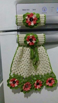1000 images about crochet para cocina on pinterest - Adornos para la cocina ...