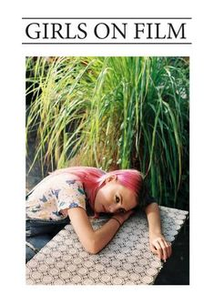 Girls on Film 10  Girls on Film is a contemporary photography zine curated by Igor Termenon, which showcases girls portraits taken with film cameras. Issue 10 features the work of 20 photographers  www.girlsonfilmzine.co.uk