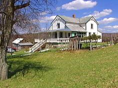 Balli Sisters Farm. A historic Webster County farm is now available for getaways.