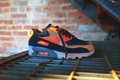 "Nike Air Max 90 Ice Quickstrike ""Halloween"" | Sole Classics / Prime"