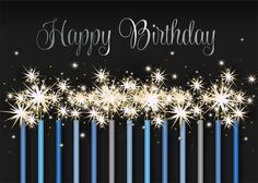 Blue Birthday Sparklers - Birthday from CardsDirect Happy Birthday Nephew, Happy Birthday Celebration, Happy Birthday Meme, Happy Birthday Pictures, Happy Birthday Messages, Blue Birthday, Happy Birthday Greetings, Birthday Greeting Cards, Birthday Quotes