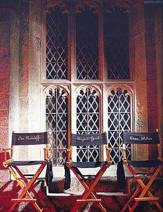 Their chairs