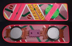 Go 'Back to the Future' With Official Marty McFly Hoverboard Great Scott, Marty Mcfly, Back To The Future, Movie Props, Inventions, At Least, Auction, Geek Stuff, Cool Stuff
