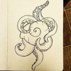 Ursula tattoo idea