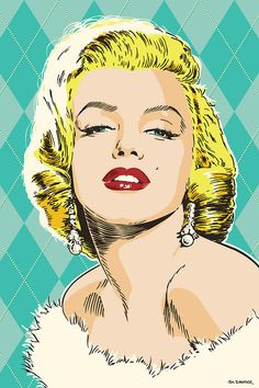 marilyn-monroe-pop-art-jim-zahniser.jpg 600×900 pixels