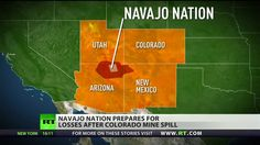 Navajo Nation declares state of emergency over toxic river spill in CO