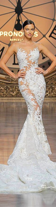 "Atelier Pronovias ""once Upon A Time"" 2016 Collection ♔ Très Haute Diva ♔ Visit my new website www.treshautediva..."