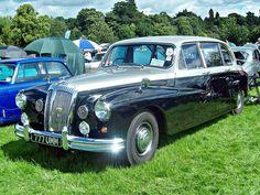 1967 Daimler RD-450 Limousine 4.5L V8 OHV Hemi-Head Engine