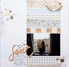 Jen Schow 6x6 Paper Pad Love