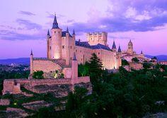 33 vackraste slotten i världen - Sköna hem