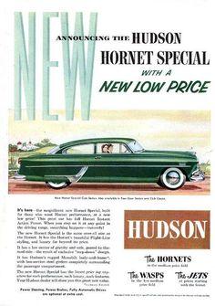 1954 Hudson.