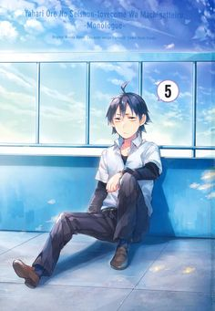Hachiman Manga Anime, Anime Art, Anime Boys, Yahari Ore No Seishun, My Youth, Light Novel, Nisekoi, Hot Boys, Me Me Me Anime