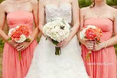 Google Image Result for http://www.bendthelightblog.com/wp-content/uploads/2012/07/15-pink-coral-poppy-khaki-wedding-color-scheme-combo-brid...