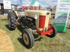 Ferguson 40 tractor