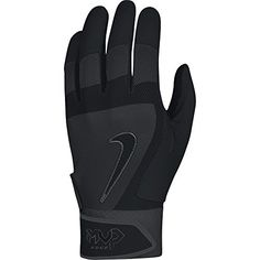 Searching slow pitch softball umpire protection pictures... NIke MVP Edge Adult Batting Gloves XS Black - http://homerun.co.business/product/nike-mvp-edge-adult-batting-gloves-xs-black/