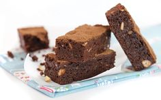 Golden Cloud RUM AND RAISIN BROWNIES