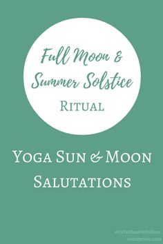 18 best yoga moon salutation images  yoga moon salutation