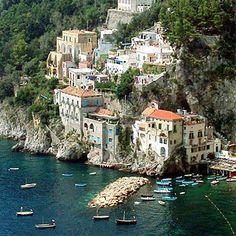 Conca dei Marini, Salerno, Italy