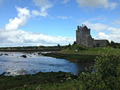 Dunguaire Castle, Ireland. Shamrocker review by Finding Briar