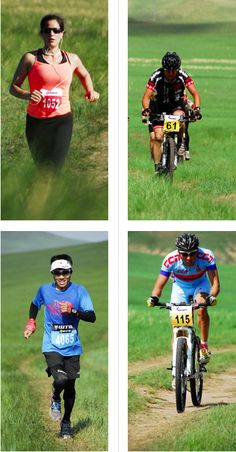 The 2013 Genghis Khan MTB Adventure & Grassland Marathon, 5-7 July 2013 in Inner Mongolia - northern China
