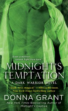 Exclusive Cover Reveal: Midnight's Temptation by Donna Grant