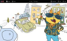 Mental Canvas is a brand new drawing app that's quite unlike any other - News - Digital Arts