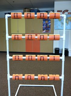 [MUSIC CLASSROOM] - I must have this in my classroom! What a fun way to create rhythm patterns, derive the rhythm of a song, and it would be great to use in a music center! Preschool Music, Music Activities, Teaching Music, Music Games, Movement Activities, Music Music, Music Stuff, Piano Lessons, Music Lessons