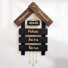 Tutorial Elegant 70 Modern and Affordable DIY Door Name Plates Ideas