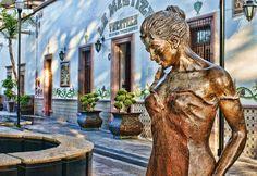 Conoce uno de los barrios mas tradicionales de #Aguascalientes. El Barrio del Encino.