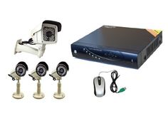 Aposonic A-BR18B4-E 8-Channel CCTV H.264 DVR with 4 Outdoor 650 TV-line Ultra High-Res IR Cameras Surveillance System with 500GB HDD / HDMI Output, Mac Ready by Aposonic. $549.98. The Aposonic A-BR18B4-E is an advanced 8 Channel H.264 CCTV multiplex functional surveillance system that allows the user to access it remotely from both the internet via browsers as IE, Firefox, Chrome, and Safari and/or 3G/4G smart phones as iPhone, Android, Blackberry, and Windows WP ...