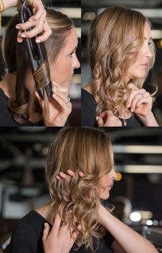 Cool Hairstyles You Can Do With Your Flat Iron - Clever ways to use your straightening irons - Easy Step By Step Tutorials And Hair Tips Every Girl Should Know To Get The Style And Look They Want Using A Flat Iron. Videos and Image How To's That Provide Simple Tips and Tricks For Using A Flat Iron To Get Hairstyles Quickly And Without Lots of Beauty Products - thegoddess.com/hairstyles-flat-iron