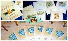 tipos de tarjetas de comunion