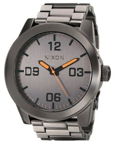Nixon Corporal Watch A3461235 Review: Elegant And High Quality