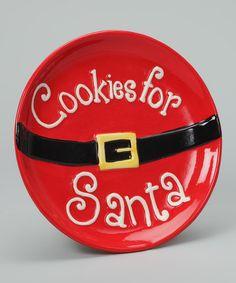 Cookies for santa!