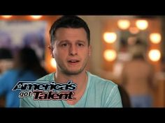 Mat Franco: Self-Taught Magician Tells Surprising Story With Cards - America's Got Talent 2014