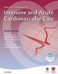 Cardiology intensive board review pdf cardiology pinterest the esc textbook of intensive and acute cardiovascular care 2nd edition fandeluxe Gallery