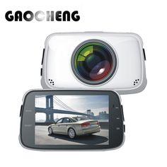 3.5 큰 렌즈 Novatek 96650 자동차 카메라 전체 HD1080P 자동차 Dvr 비디오 레코더 170 학위 자동차 Dvr 캠코더 WDR 대시 캠