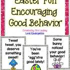 Here is a little freebie to celebrate Easter and encourage good behavior. In this little freebie you get 4 notes from the Easter Bunny (or you can ...